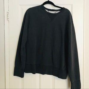 J. Crew Vintage Fleece Sweater